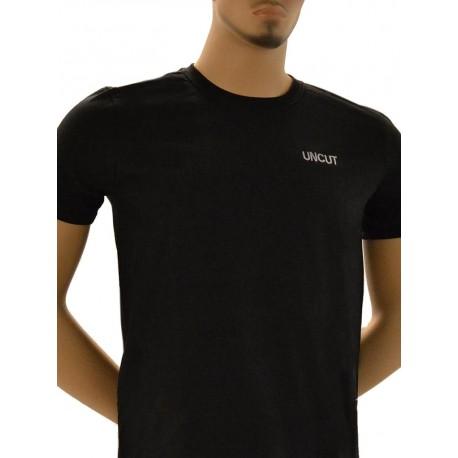Uncut T-Shirt Black (T1547)