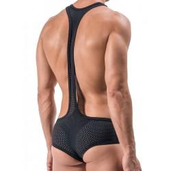 Manstore Lasso Body M551 Underwear Black (T3984)