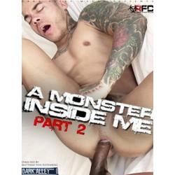 A Monster Inside Me #2 DVD