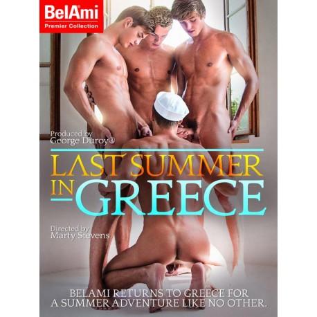 Last Summer In Greece DVD (14478D)