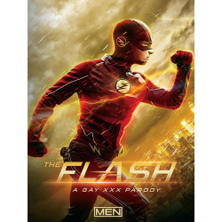 The Flash: A Gay XXX Parody DVD (14711D)