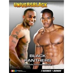 Black Panthers DVD (04830D)