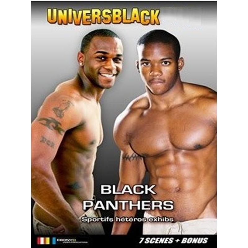 Black Panthers DVD (04830D)