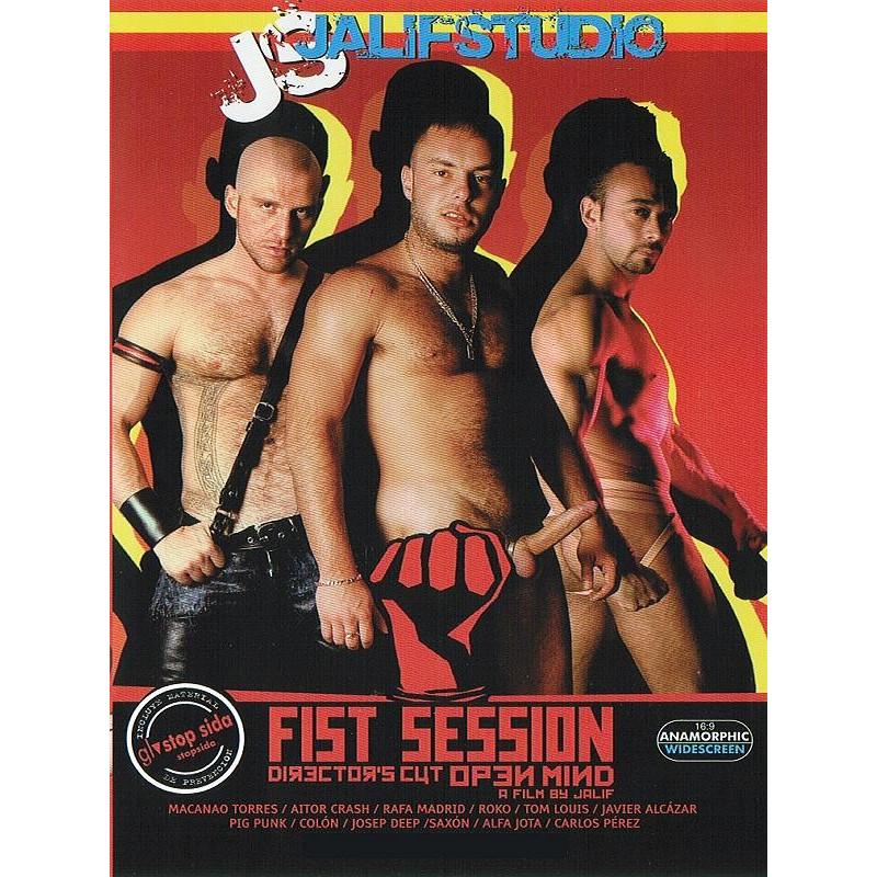 Fist Session - Dir. Cut DVD (03955D)