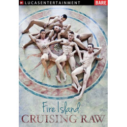 Fire Island Cruising Raw DVD (12220D)