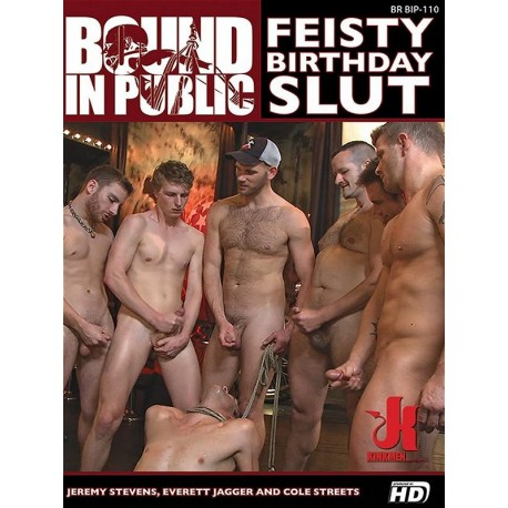 Feisty Birthday Slut DVD (14190D)