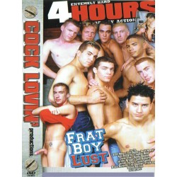Frat Boy Lust 4h  DVD