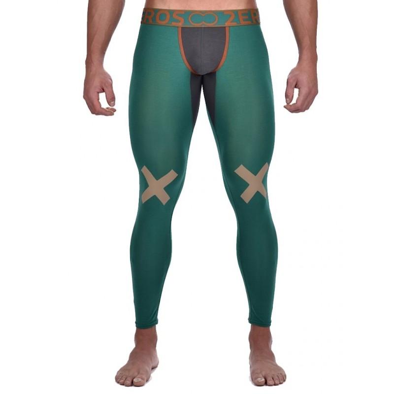 2Eros X Series Tights Leggings Underwear Command (T5552)