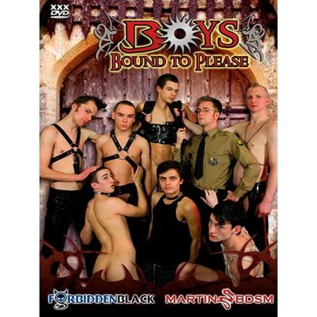 Boys Bound To Please DVD (15980D)