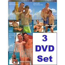 Love Boat 3-DVD-Set (Foerster Media) (16090D)