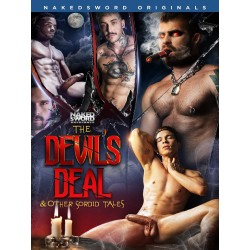 The Devil`s Deal And Other Sordid Tales DVD (Naked Sword) (15827D)