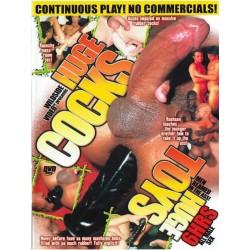 Huge Cocks - Huge Toys 6h DVD