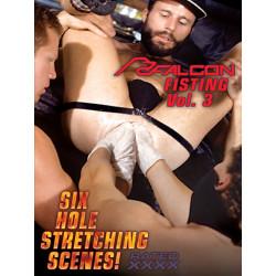 Falcon Fisting, Vol. 3 DVD