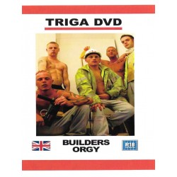 Builders Orgy DVD (16048D)