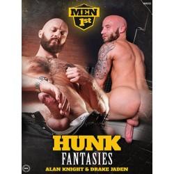 Hunk Fantasies DVD (14981D)