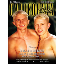California Gold DVD