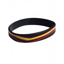 Rubber Pride Bracelet Silicone / Armband schmal (T5272)