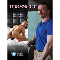 Male Masseur Fantasies #4 DVD (15800D)