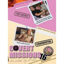 Covert Missions 16 DVD