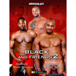 Black And Friends #2 DVD (12043D)