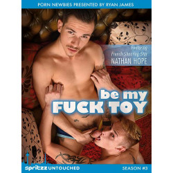 Be My Fuck Toy DVD  (13003D)