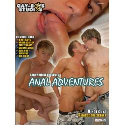 Anal Adventures DVD