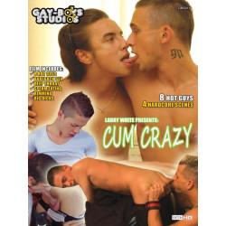 Cum Crazy DVD (Gay Boys Studios) (14073D)