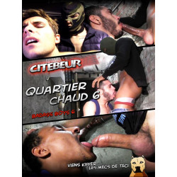 Quartier Chaud #6 DVD (14223D)