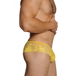 GBGB Holger Boxer Lace Underwear Yellow