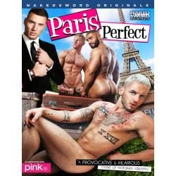 Paris Perfect DVD (Naked Sword) (16055D)