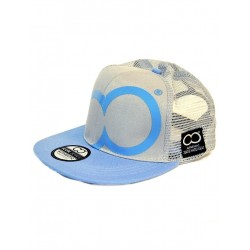 2EROS Snap Back Cap Grey