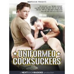 Uniformed Cocksuckers DVD