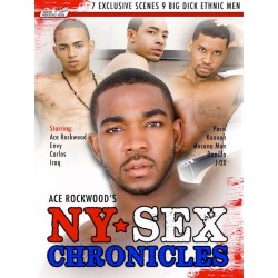 The New York Sex Chronicles DVD