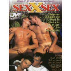 Sex X Sex DVD