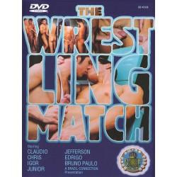 The Wrestling Match #1 DVD (Latino Boys) (15777D)