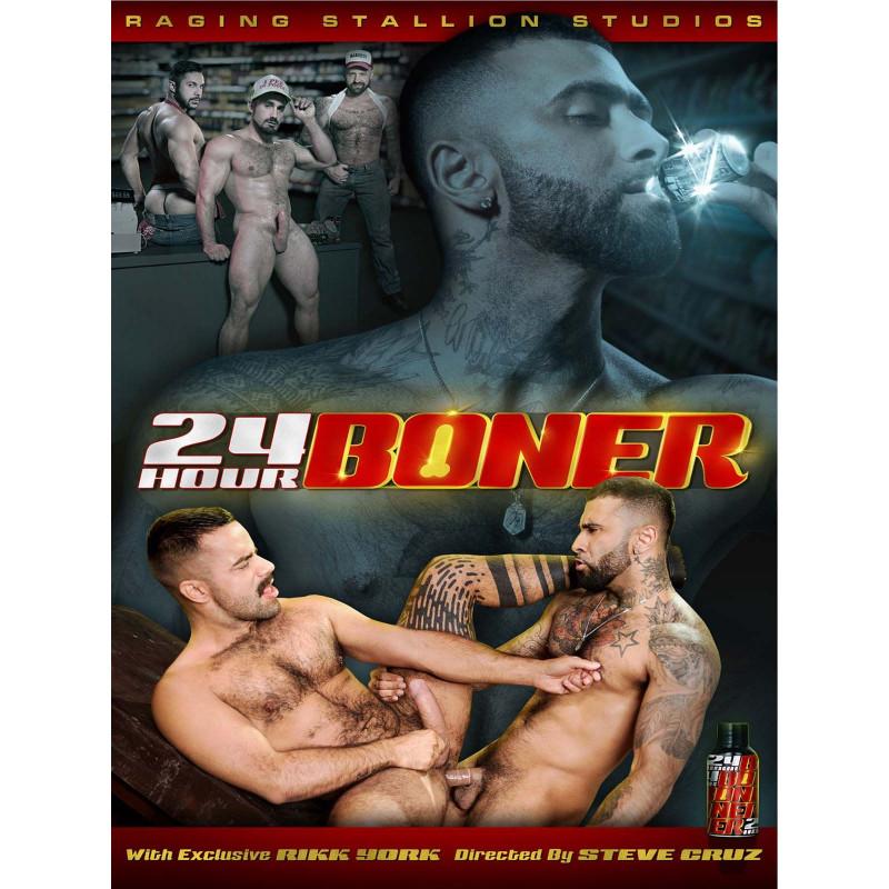24 Hour Boner DVD (16154D)