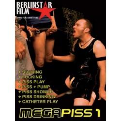Megapiss #1 DVD (06650D)