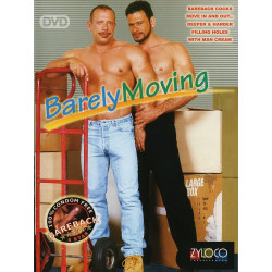 Barely Moving DVD