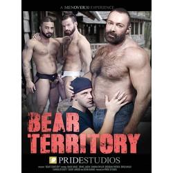 Bear Territory DVD