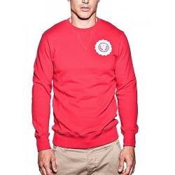 Supawear Sports Club Sweater Red (T2505)