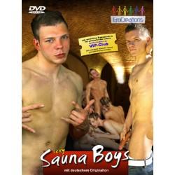 Sexy Sauna Boys DVD