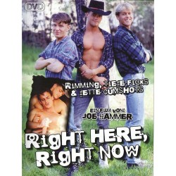 Right Here, Right Now DVD