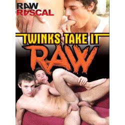 Twinks Take It Raw DVD (16136D)