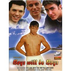 Boys Will Be Boys DVD (Men of Odyssey)