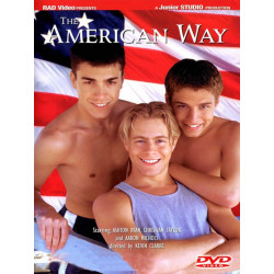 The American Way #1 DVD