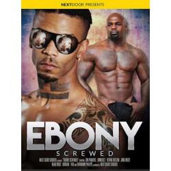 Ebony Screwed DVD (Next Door Studios)