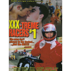 XXX-Treme Racers #1 DVD