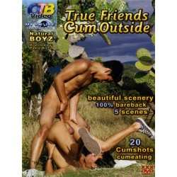 True Friends Cum Outside DVD