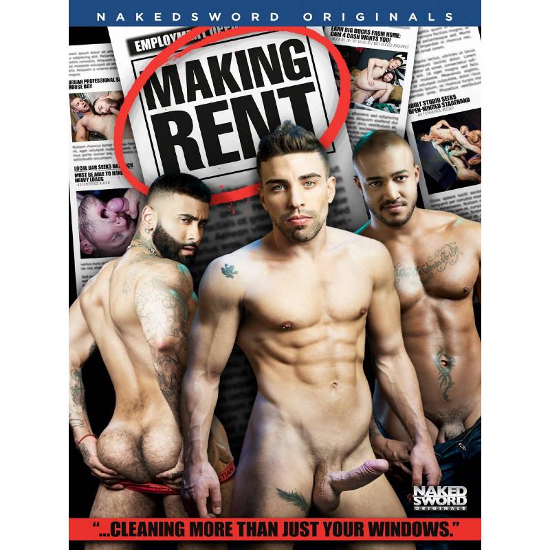 Making Rent DVD (16388D)
