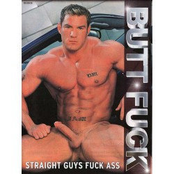 Butt Fuck - Straight Guys Fuck Ass DVD